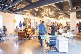 Multiple Uses of Coworking Spaces