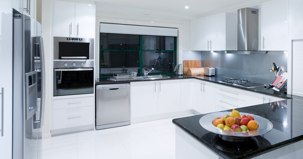Protect your new appliance purchase with a warranty